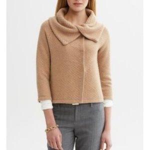 Banana Republic Swing Sweater Wool Cashmere Medium
